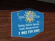 Visit Spa Bella Baia at St Peters Landing